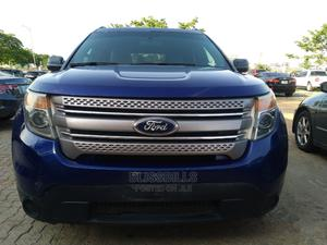 Ford Explorer 2015 Blue   Cars for sale in Abuja (FCT) State, Central Business District
