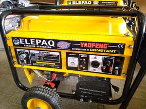 Elepaq Constant 4.5kva Generator 100% Copper   Electrical Equipment for sale in Lagos State, Lekki