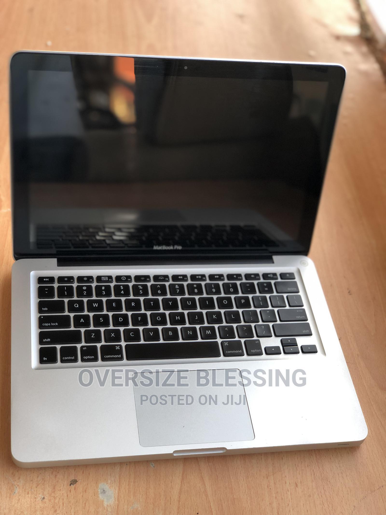 Archive: Laptop Apple MacBook Pro 2011 8GB Intel Core I5 HDD 1T