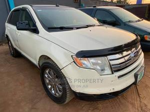Ford Edge 2008 White   Cars for sale in Lagos State, Ikotun/Igando