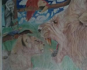 Ball Pen Art Piece For Sale | Arts & Crafts for sale in Lagos State, Lagos Island (Eko)
