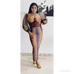 Ankara Mix Skirt Set | Clothing for sale in Lagos State, Lekki