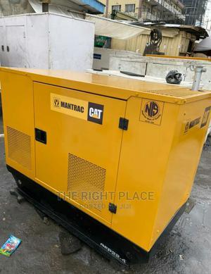 20 Kva Miantrac Cat Disel Generator | Electrical Equipment for sale in Lagos State, Ikeja