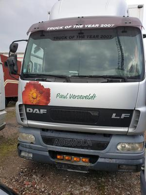 Clean Foreign Used Coldroom DAF 55 LF With Full Air Conditi | Trucks & Trailers for sale in Lagos State, Yaba