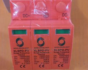 3p DC Surge Protective Device, 1200VDC,Imax 40ka | Solar Energy for sale in Lagos State, Ikeja