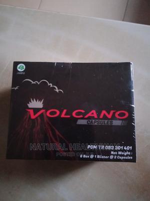 Volcano Capsule   Vitamins & Supplements for sale in Lagos State, Apapa