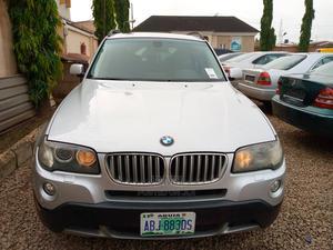 BMW X3 2008 Silver | Cars for sale in Kaduna State, Kaduna / Kaduna State