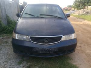 Honda Odyssey 2003 EX Blue | Cars for sale in Abuja (FCT) State, Kubwa