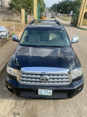 Toyota Sequoia 2009 Black | Cars for sale in Abuja (FCT) State, Gwarinpa