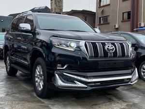 Toyota Land Cruiser Prado 2018 EXR Black | Cars for sale in Lagos State, Ikeja