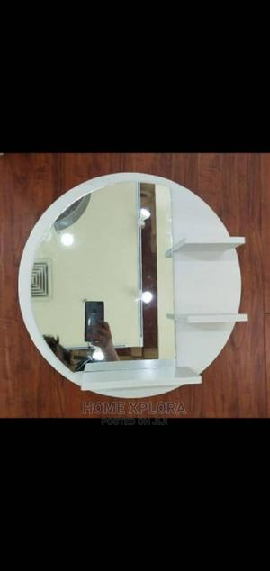 Mirror With Shelf | Home Accessories for sale in Lagos State, Lagos Island (Eko)