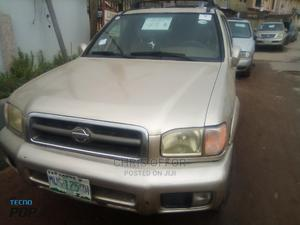 Nissan Pathfinder 2003 LE AWD SUV (3.5L 6cyl 4A) Gold | Cars for sale in Lagos State, Yaba