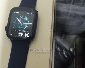 V22 Fashion Smartwatch.Available Also in Black and Ash Color   Smart Watches & Trackers for sale in Abuja (FCT) State, Gwarinpa