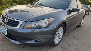 Honda Accord 2008 2.4 EX Automatic Gray | Cars for sale in Abuja (FCT) State, Central Business Dis