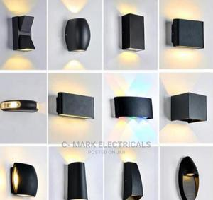 Intelligent LED Wall Brackets Light Both Indoor and Outdoor | Home Accessories for sale in Lagos State, Ikeja