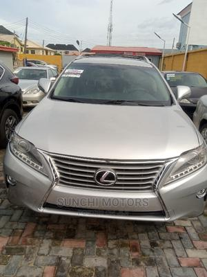 Lexus RX 2015 350 AWD Silver | Cars for sale in Lagos State, Victoria Island