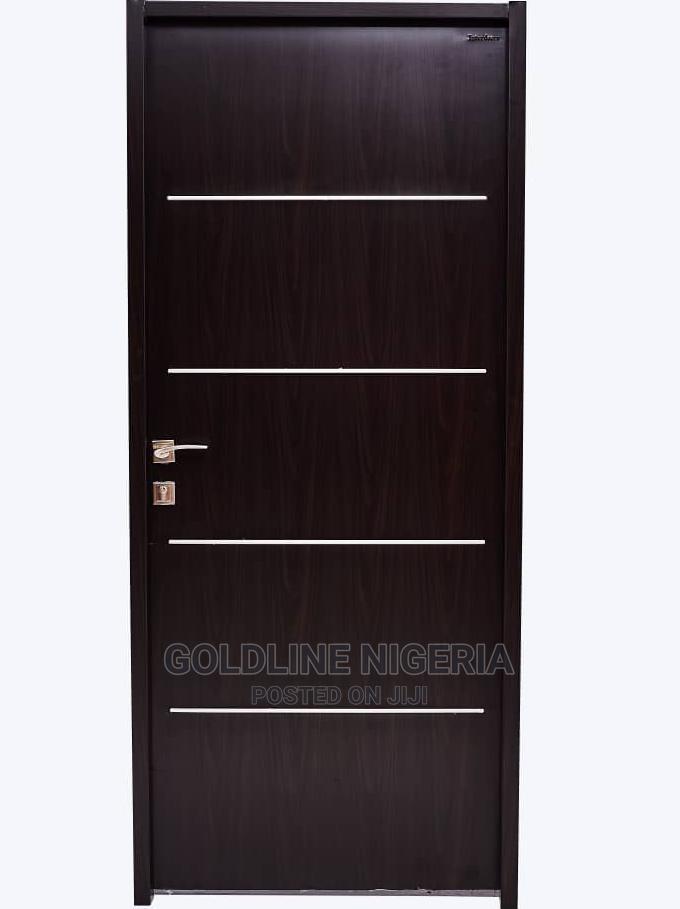 Steel Wooden Internal Doors