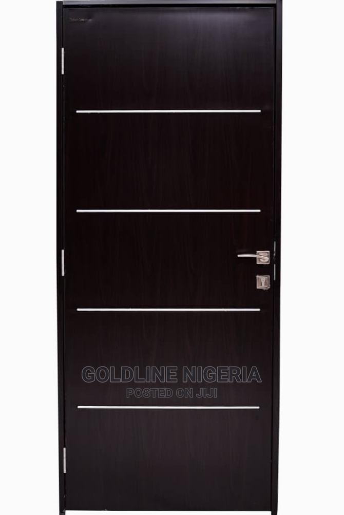 Steel Wooden Internal Doors | Doors for sale in Warri, Delta State, Nigeria