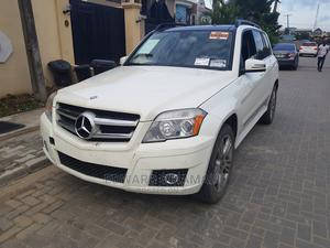 Mercedes-Benz GLK-Class 2011 350 White | Cars for sale in Lagos State, Alimosho