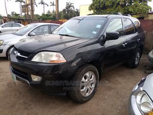 Acura MDX 2003 3.5L 4x4 Black   Cars for sale in Lagos State, Ifako-Ijaiye