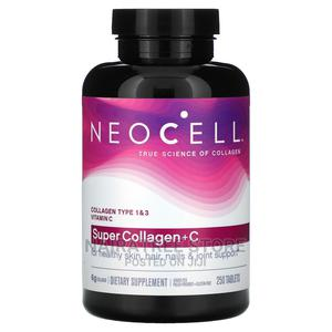 Neocell Super Collagen+C Type 1 and 3, 6000mg Plus Vitamin C   Feeds, Supplements & Seeds for sale in Lagos State, Lekki