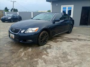 Lexus GS 2007 300 Automatic Blue | Cars for sale in Lagos State, Ifako-Ijaiye