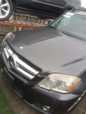 Mercedes-Benz GLK-Class 2010 350 Gray | Cars for sale in Lagos State, Ajah