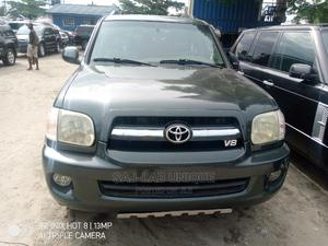 Toyota Sequoia 2006 Green   Cars for sale in Lagos State, Apapa
