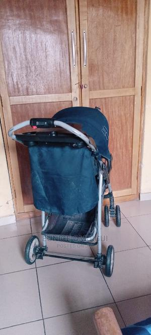 "Neatly Used Original ""Graco"" Pram for Sale!! | Prams & Strollers for sale in Lagos State, Ogudu"