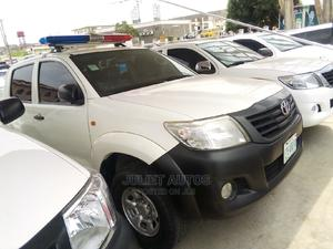 Toyota Hilux 2016 White   Cars for sale in Lagos State, Ikeja