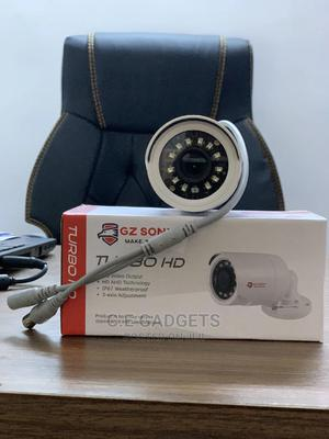 GZ Sony Cctv Outdoor Bullet Camera With Night Vision | Security & Surveillance for sale in Lagos State, Ojo