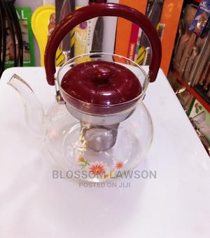Glass Kettle With Siever | Kitchen & Dining for sale in Lagos State, Lagos Island (Eko)