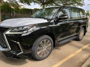 New Lexus LX 2021 450d Black | Cars for sale in Abuja (FCT) State, Gwarinpa