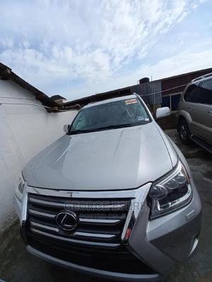 Lexus GX 2015 460 Base Silver   Cars for sale in Lagos State, Ikeja
