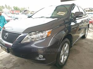 Lexus RX 2010 350 Beige | Cars for sale in Lagos State, Apapa