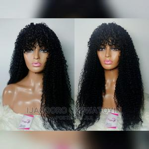 22inches Kinky Wig | Hair Beauty for sale in Lagos State, Ikeja