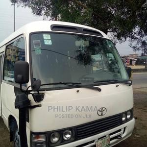 2007 Toyota Coaster Bus   Automotive Services for sale in Rivers State, Obio-Akpor