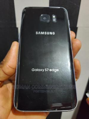 Samsung Galaxy S7 edge 64 GB Black | Mobile Phones for sale in Akwa Ibom State, Uyo