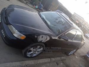 Toyota Corolla 2001 Sedan Black | Cars for sale in Lagos State, Ifako-Ijaiye