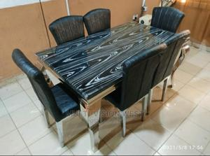 Dinning Table With 6-Chairs | Furniture for sale in Lagos State, Amuwo-Odofin