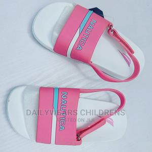 Nautical Girls Slides | Children's Shoes for sale in Lagos State, Surulere