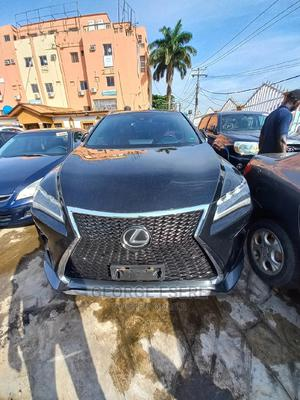 Lexus RX 2017 Black | Cars for sale in Lagos State, Ikeja