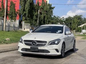 Mercedes-Benz CLA-Class 2017 White | Cars for sale in Abuja (FCT) State, Asokoro