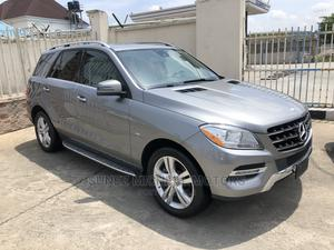 Mercedes-Benz M Class 2013 Gray | Cars for sale in Lagos State, Amuwo-Odofin