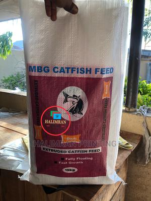 Rice Sack Printing   Printing Services for sale in Abuja (FCT) State, Central Business Dis