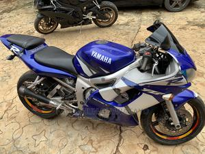 Yamaha YZF-R6 2002 Blue | Motorcycles & Scooters for sale in Lagos State, Ikorodu