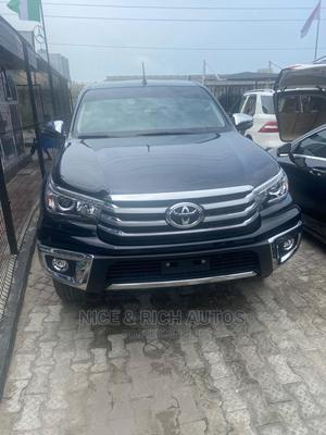 Toyota Hilux 2020 Black | Cars for sale in Lagos State, Lekki