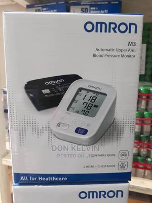 Omron M3 Blood Pressure Monitor | Medical Supplies & Equipment for sale in Lagos State, Oshodi