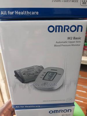 Omron M2 Blood Pressure Monitor | Medical Supplies & Equipment for sale in Lagos State, Oshodi