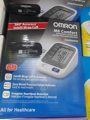Omron M6 Confort Blood Pressure Monitor | Medical Supplies & Equipment for sale in Lagos State, Oshodi